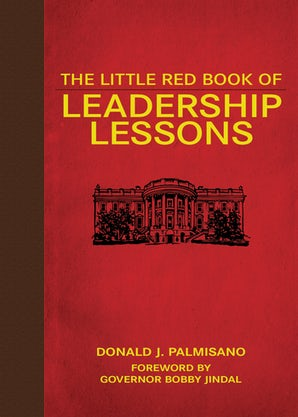 The Little Red Book of Leadership Lessons book image