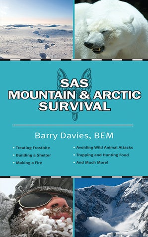 SAS Mountain and Arctic Survival book image