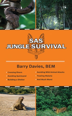 SAS Jungle Survival book image