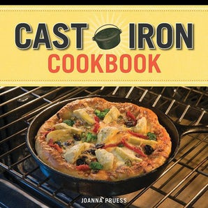 Cast Iron Cookbook book image