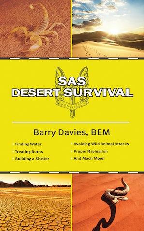 SAS Desert Survival book image