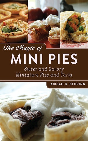 The Magic of Mini Pies book image