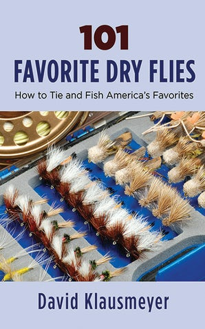 101 Favorite Dry Flies book image