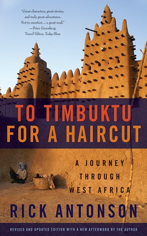 To Timbuktu for a Haircut book image