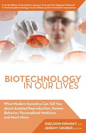 Biotechnology in Our Lives book image