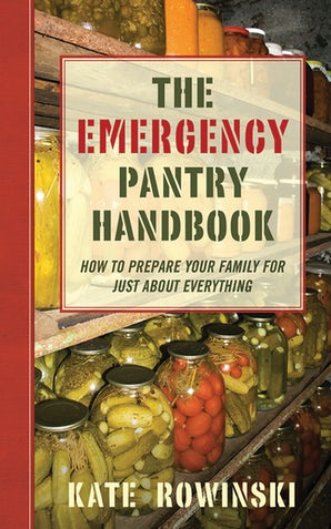 The Emergency Pantry Handbook book image