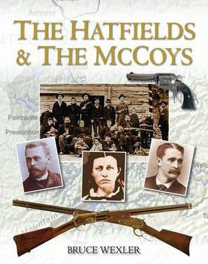 The Hatfields and the McCoys book image