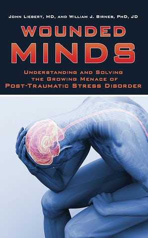 Wounded Minds book image