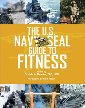 The U.S. Navy SEAL Guide to Fitness book image