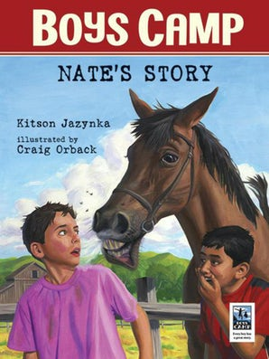 Boys Camp: Nate's Story book image