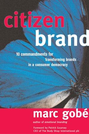Citizen Brand book image