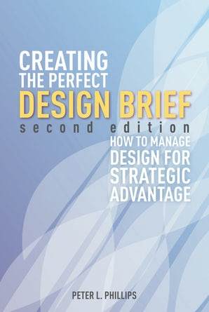 Creating the Perfect Design Brief book image