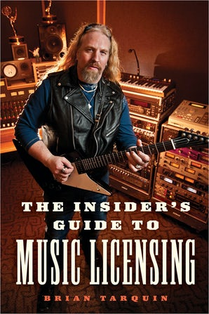The Insider's Guide to Music Licensing book image