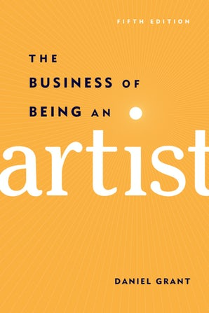 The Business of Being an Artist book image