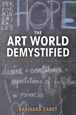 The Art World Demystified book image