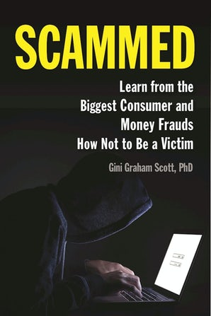 Scammed book image