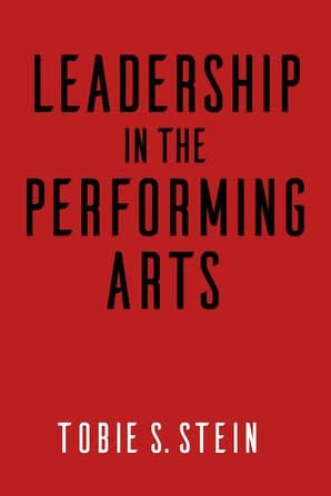 Leadership in the Performing Arts book image