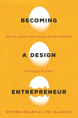 Becoming a Design Entrepreneur book image