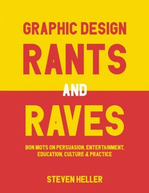 Graphic Design Rants and Raves book image
