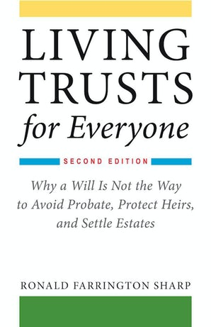 Living Trusts for Everyone book image