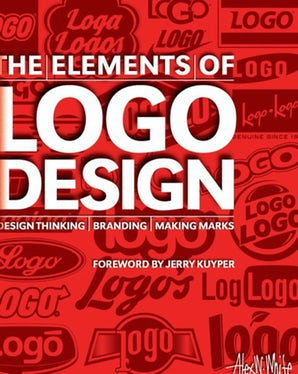 The Elements of Logo Design book image