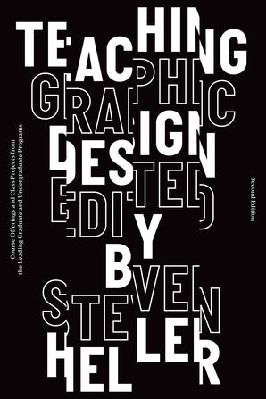 Teaching Graphic Design book image
