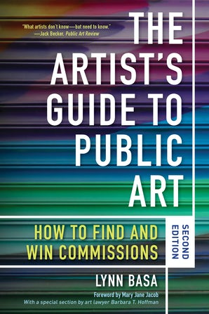 The Artist's Guide to Public Art book image