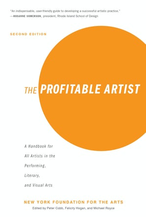The Profitable Artist book image