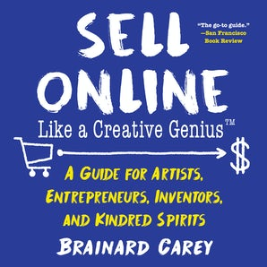 Sell Online Like a Creative Genius book image