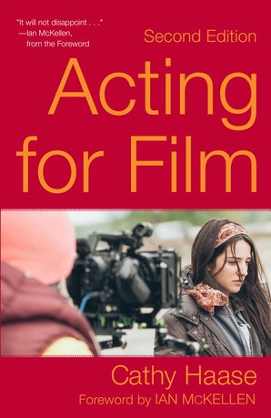 Acting for Film (Second Edition) book image