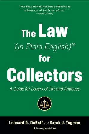 The Law (in Plain English) for Collectors book image