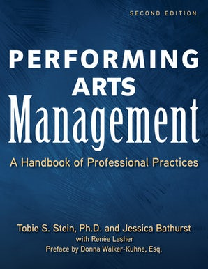 Performing Arts Management book image