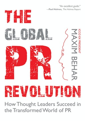 The Global PR Revolution book image