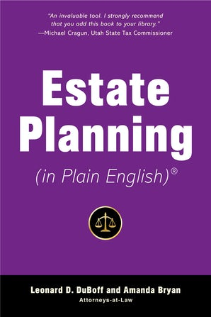 Estate Planning (in Plain English) book image