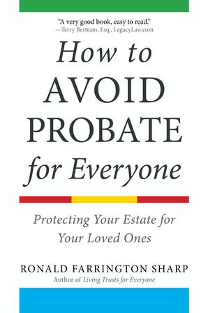 How to Avoid Probate for Everyone book image