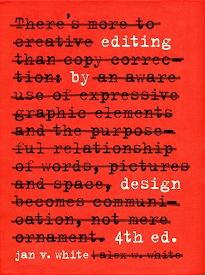 Editing by Design book image