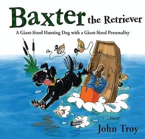 Baxter the Retriever book image