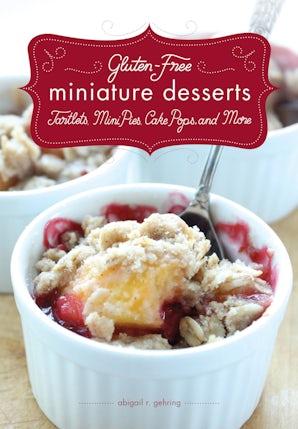 Gluten-Free Miniature Desserts book image