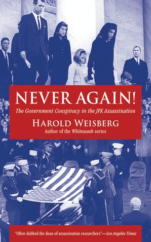 Never Again! book image