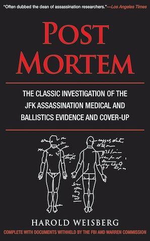 Post Mortem book image