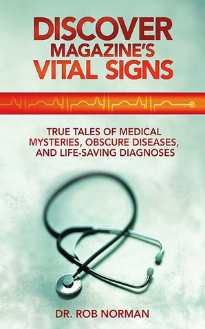 Discover Magazine's Vital Signs book image