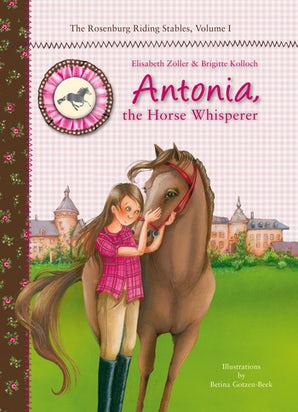 Antonia, the Horse Whisperer book image