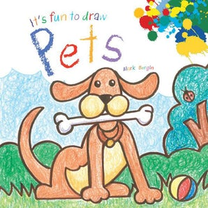 It's Fun to Draw Pets book image