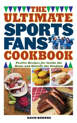The Ultimate Sports Fans' Cookbook book image