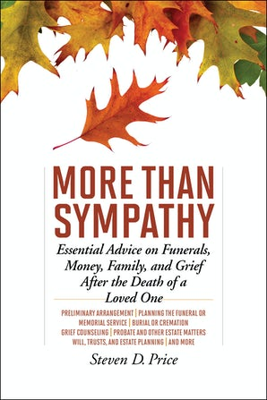 More Than Sympathy book image