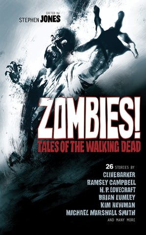 Zombies! book image