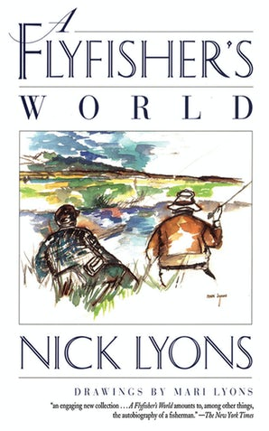 A Flyfisher's World book image