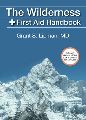 The Wilderness First Aid Handbook book image