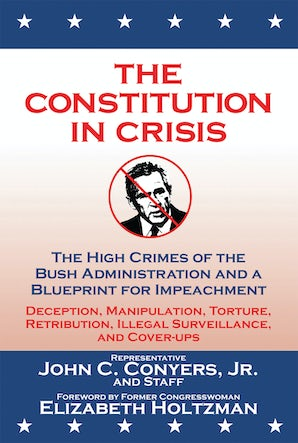 The Constitution in Crisis book image