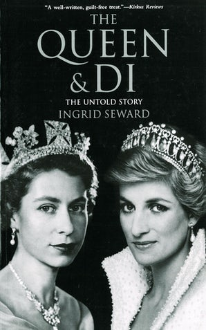 The Queen & Di: The Untold Story book image